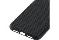HAMA Rainbow , Backcover, Apple, iPhone X, iPhone Xs, Polyurethan (PU)/Thermoplastisches Polyurethan (TPU) , Schwarz