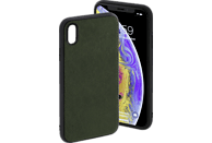 HAMA Rainbow , Backcover, Apple, iPhone X, iPhone XS, Polyurethan(PU)/Thermoplastisches Polyurethan (TPU), Oliv