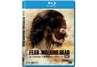 Fear The Walking Dead - Temporada 3 - Blu-ray