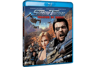 Starship Troopers: Traidor de Marte - Blu-ray