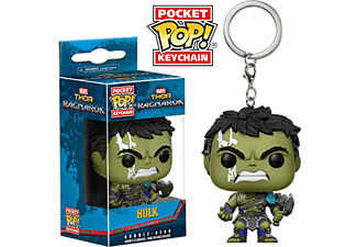Llavero - Funko Pocket Pop! Hulk Gladiator, Marvel