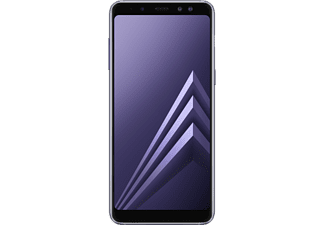 "Móvil - Samsung Galaxy A8 (2018), 5.6"", Full HD+, 4 GB RAM, 32 GB, 16 MP + 8 MP, Dual"