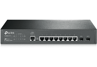 Switch - TP-Link JetStream TL SG3210, 8 Puertos