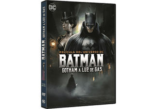Batman: Gotham a luz de gas - DVD