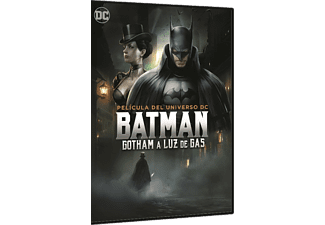 Batman: Gotham a luz de gas - Blu-ray