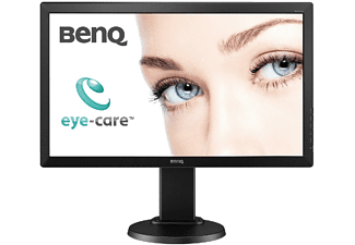 "Monitor - Benq BL2405PT, 24"", Full HD, Flicker-free, Negro"