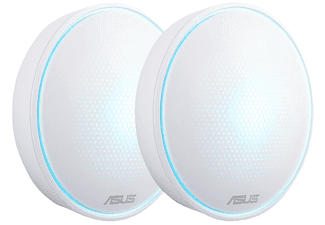 Amplificador WiFi - Asus LYRA AC1300, 2 nodos, AiProtection, Doble banda