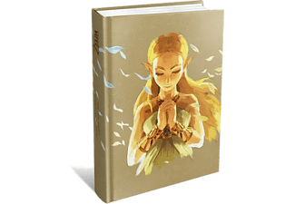 Guía oficial - The Legend of Zelda: Breath of the Wild - Edición extendida
