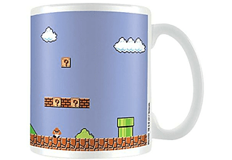 Taza - Super Mario, Retro
