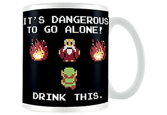 Taza - The Legend Of Zelda, Drink This