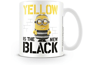 Taza - Gru, mi villano favorito 3, Yellow Is The New Black