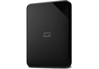 "Disco duro de 3 TB - Western Digital Elements SE, Externo, 2.5"", Negro"