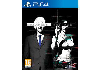 PS4 The 25th Ward: The Silver Case