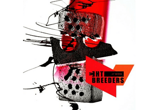 The Breeders - All Nerve - CD