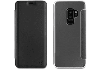 muvit funda Folio Samsung Galaxy S9 Plus negra