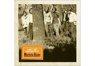 Morning Reign - CAN T GET ENOUGH OF IT - (CD)
