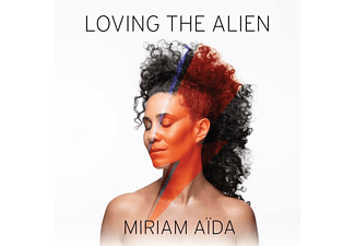 Miriam Aida - LOVING THE ALIEN - (CD)