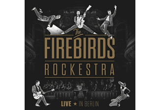 The Firebirds Rockestra - THE FIREBIRDS ROCKESTRA-LIVE IN BERLIN - (Vinyl)
