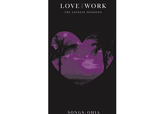 Songs:ohia - LOVE & WORK - THE LIONESS SESSIONS - (Vinyl)