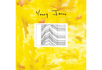 Young Jesus - THE WHOLE THING IS JUST THERE - (CD)