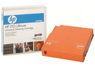 HP Ultrium Universal Cleaning Cartridge - LTO Ultrium - naranja - cartucho limpiador - para LTO-5