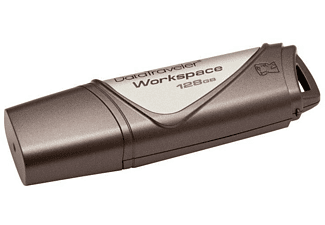 Kingston DataTraveler Workspace - Unidad flash USB - 128 GB - USB 3.0