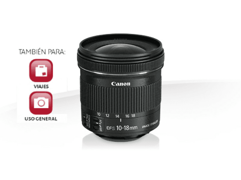 Lens Hood For Canon EF-S 18-55mm f//3.5-5.6 IS STM Lens replaces EW 73C GVUKR QA