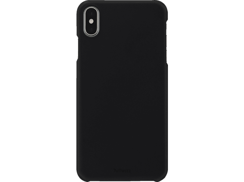 RubberClip Xr Backcover Apple iPhone Xs Max Polycarbonat Schwarz | 04260598444440
