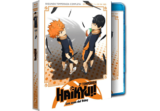 Haikyu! Los ases del vóley - Temporada 2 - Blu-ray