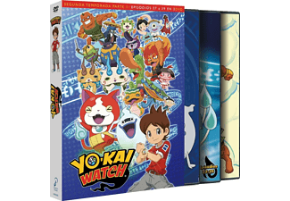 Yo-Kai Watch - Temporada 2 - Parte 1: Episodios 27 a 39 - DVD