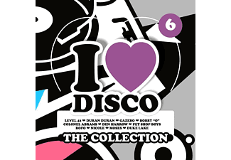 I Love Disco Collection Vol. 6 - CD