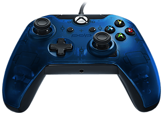 Mando - PDP Wired Controller, Xbox One, PC, Azul