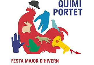 Quimi Portet - Festa Major d'Hivern - CD