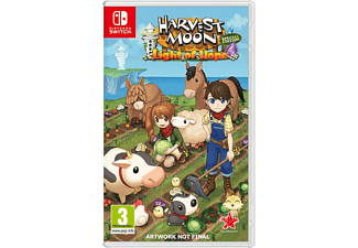 Nintendo Switch Harvest Moon: La luz de la esperanza - Special Edition