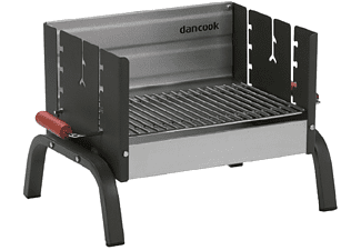 Barbacoa de carbón - Dancook 8100, Compacta, Perfecta para transportar
