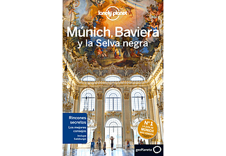 Lo mejor de Munich, Baviera y la Selva Negra 2, Lonely Planet - Kerry Christiani, Marc Di Duca