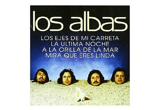 Los Albas - Singles collection - CD