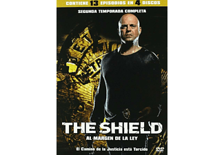 Tv The Shield T2 (4) (Dvd)
