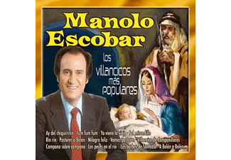Manolo Escobar - Los 50 Villancicos Mas Popular