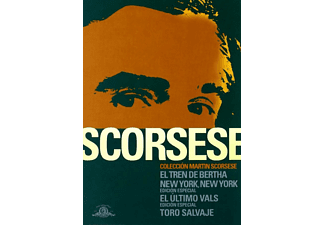 Pack - Martin Scorsese - DVD