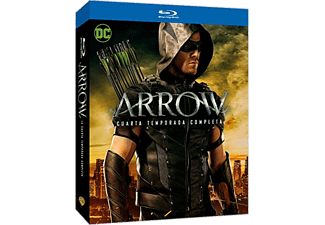 Arrow - Temporada 4 - Blu-ray