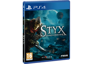 Styx: Shards of Darkness - Juego PS4