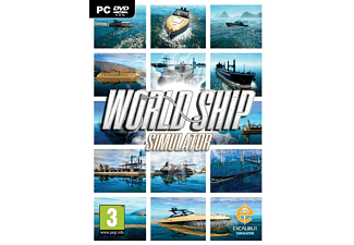 PC World Ship Simulator