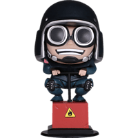UBI COLLECTIBLES Six Collection: Thermite Figur, Mehrfarbig