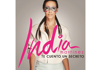 Te cuento un secreto - India Martinez - CD