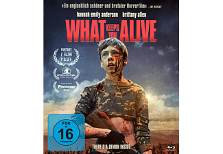 What Keeps You Alive - (Blu-ray)