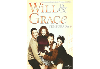 Will & Grace - 6ª Temporada - DVD