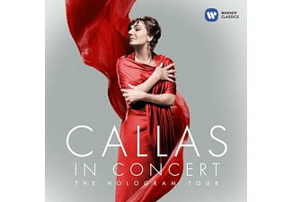 Maria Callas Callas in Concert (Hologram) Oper CD
