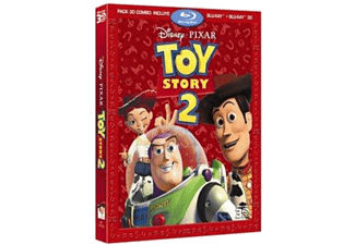 Toy Story 2 -  Blu-ray 3D + 2D