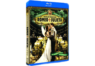 Blu- ray - Romeo and Julieta